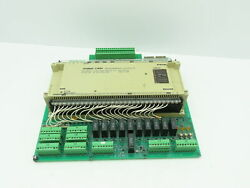 View Engineering 10000-503 Wiring Panel 8100 W/omron Sysmac C40h Controller