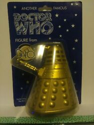 Doctor Who Dapol Louis-marx Friction Drive W018-6 All Gold Bnoc