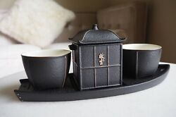 Special Price Nib The Palace Museum Limited Edition Fine China Tea Set