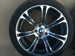 Bmw F6 F12 M6 44k S63 19and039and039 Rear Factory Forged 344 Aluminum Wheel Rim