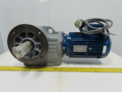 Sew Kf77dre100lc4/dh 73.991 Ratio 24rpm 5hp 230/460v Left Hand Gearmotor