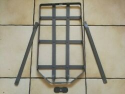 Luggage Rack For A Military Bicycle Der German Armed Forces, Copy, Pallas
