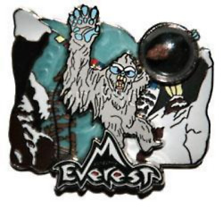 Disney Pin 49369 Wdw Piece Of Disney History 2006 Expedition Everest Legend Le