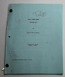 Tales From The Crypt / 1993 Tv Script, Season 5, Episode 8 Well Cooked Hams