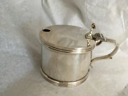 Vintage Hotel Sterling Silver And Co Condiment Server Summit Club Tulsa