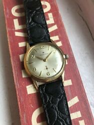 Vintage Hamilton Gold Filled Manual Wind Sub Second Watch