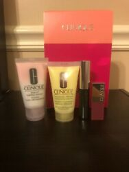 CLINIQUE Skin Care amp; Cosmetic 4 Piece Set NEW $15.00