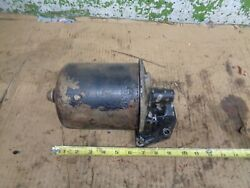1967-1975 International Pickup Scout 345 Engine Oil Filter Adapter Canister Oem