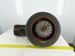 Peerless 24vdc 4hp Right Angle Gearbox Tire Drive Assembly Dt60 Material Handler