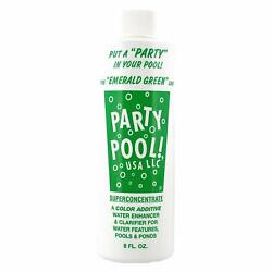 NEW Party Pool Green Lagoon Color Additive FREE SHIPPING
