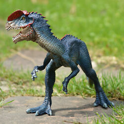 Realistic Jurassic Dilophosaurus Dinosaur Toy Educational Model Party Gift Kids $8.49