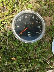 Opel Gt 1973 150 Mph Gauge Vdo Untested For Parts