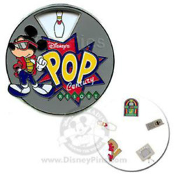 Disney Pin 54828 Pop Century Resort Icon Spinner Artist Proof Le Only 25 Made Ap
