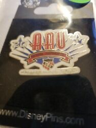 Disney Pin 83707 Aau National Championship 2007 Wide World Of Sports Le 500