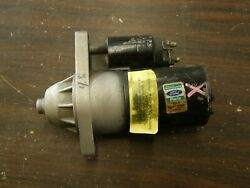 Nos Oem Ford R/m 1991 1992 Lincoln Town Car Starter Crown Victoria Grand Marquis