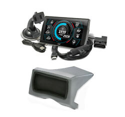 Edge Products Insight Cts3 Monitor And Dash Pod For 2008-2012 Ford Super Duty