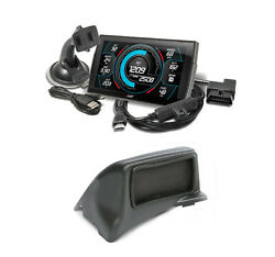Edge Products Insight Cts3 Monitor And Dash Pod For 1998.5-2002 Dodge Ram