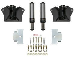 Icon Vehicle Dynamics Rear Hydraulic Bump Stop System For 2007+ Toyota Tundra