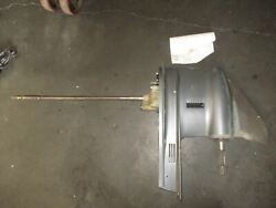 Yamaha 115 Hp 4 Stroke Outboard Lower Unit With 25 Shaft