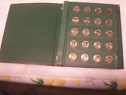 The Coin Collector Album 100 Washington Statehood Quarters 1999-2008 P And D Mint