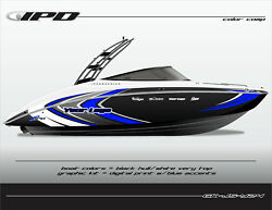 Ipd Boat Graphic Kit For Yamaha 242 Limited, Sx240, Ar240 Js Design
