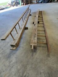 Ladder Beams From Old Barn