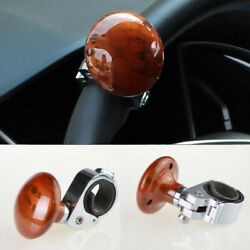 Universal Car Steering Wheel Handle Aid Auto Truck Booster Ball Spinner Knob New