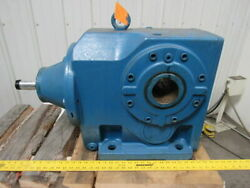 Nord Hollow Shaft Seed Reducer Gear Box 1201 Ratio 1-5/8 Input 3-1/2 Output