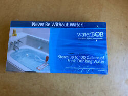 Waterbob Emergency Drinking Water Storage 100 Gallons Survival Storage Container