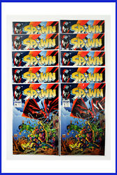 Spawn 11 Image June 1993 10 Copies 1st Printing White Pages Nm+ Comic Books