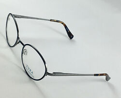 New TURA BY LARA SPENCER LS105 NAV Women#x27;s Eyeglasses Frames 51 20 135 $41.40