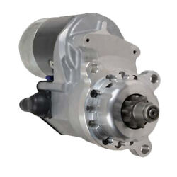 New 12v Imi Performance Starter Fits Lincoln Welder With Perkins Engine 10465044
