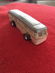 Antique Vintage Realistic Toy Co. Connected City Bus For Ho Model Train