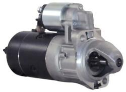 New Starter Fits John Deere Tractor Specialty 100f Orchard 3.0l 0-001-218-176