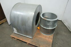Ptm 19 Dia X 20-1/2 Wide Fwd Curve Squirrel Cage Blower W/housing