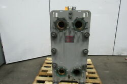 Bell And Gossett By543400015300 Thermal Plate Heat Exchanger 46 Plates 150 Psig