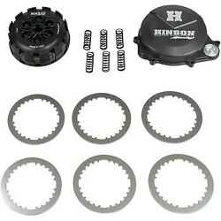 Hinson Complete Conventional Clutch Kit 7 Plate For 17-18 Honda Crf 450 R Rx