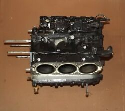 Mercury 150 Hp 2.5 Dfi Cylinder Block Assembly 884-858961a 8 For Rebuild