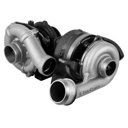 Rudyand039s 59mm 72mm Upgraded Turbo Kit For 2008-2010 Ford 6.4l Powerstroke F-250