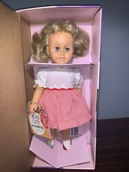 Chatty Cathy Doll 1999 Mattel Classics Jc Penny Exclusive 1960 Reproduction