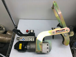 New Stanley Tools Rd12 Hydraulic Rail Drill Train Track Light Weight Portable