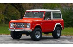 1969 Ford Bronco Poster 24 X 36 Inch Nice