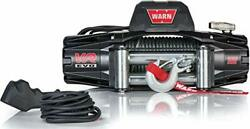 Warn 103254 Vr Evo 12 Electric 12v Dc Winch With Steel Cable Wire 12,000 Lbs.