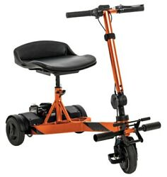 Pride Mobility Iride Zero Turn 3-wheel Electric Mobility Scooter For Adults