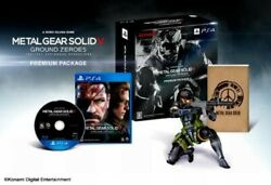 New .co.jp Limited Metal Gear Solid V Ground Zeros Premium Package Ps4