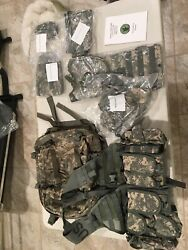 Us Military Molle Ii Acu Rifleman Set See Picsfor The Items That Are Included