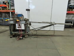 Sampson Mn150-12 Double 45° Miter Saw 12 W/feed Table 208-230/460v 3ph