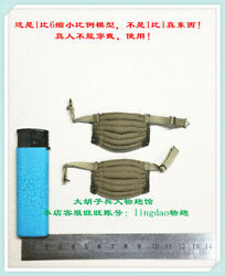 Knee Pads For Did 80146 German Army Paratrooper Green Devil Schmelin 1/6 12''
