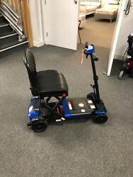 Brand New Drive Manual Folding Scooter Plus Free Suitcase Free Uk Delivery