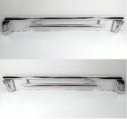 Chrome Window Frame Track For 1961-64 Impala Left And Right Side Lower Door